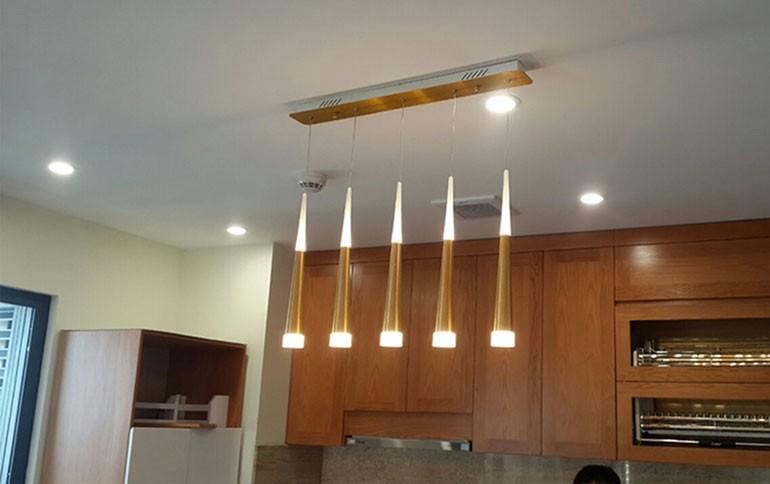 Đèn trang trí phòng bếp Candle HTDT-01 - Đèn trần trang trí phòng bếpHTDT-01