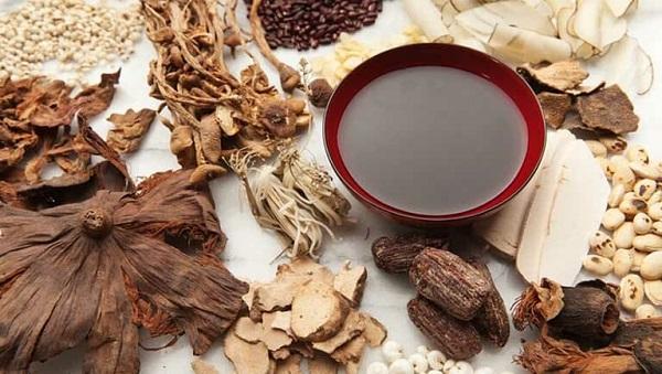 Có nhiều bài thuốc Đông y chữa trị viêm da cơ địa