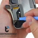 Sửa iPhone mất sóng