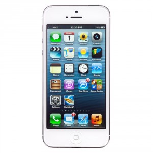 Thay ổ cứng iPhone 5
