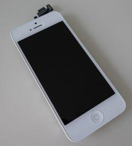 cảm ứng iPhone 5 không nhạy