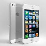 iPhone 5 lệch cảm ứng