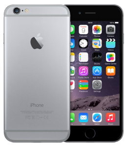 lỗi cảm ứng iPhone 6