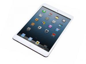 Lỗi màn hình xanh iPad