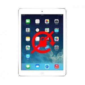 lỗi xoay màn hình iPad Air