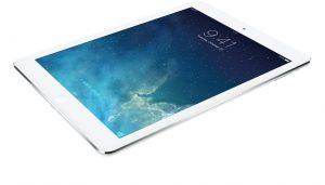 màn hình iPad Air bị đơ