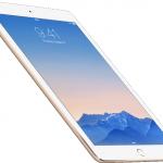 màn hình iPad Air bị sọc