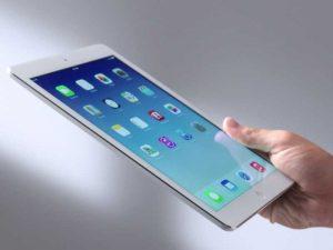 màn hình iPad Air bị vỡ