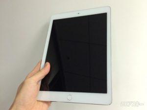 màn hình iPad chập chờn
