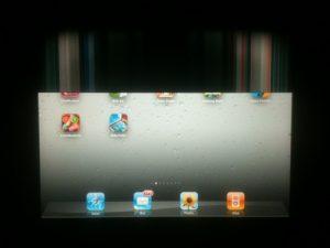 màn hình ipad mini bị lỗi