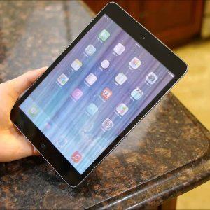 màn hình ipad mini bị sọc