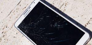 vỡ màn hình Samsung Galaxy Note 3