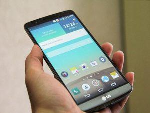 màn hình cảm ứng LG bị liệt