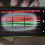 màn hình Lumia 920 bị sọc