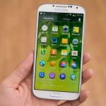 màn hình Samsung S4 nhấp nháy