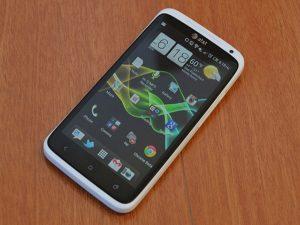 HTC One X bị hư cảm ứng