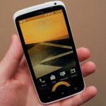 liệt cảm ứng HTC One X