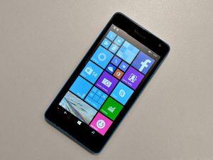 loạn cảm ứng Lumia 535