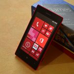 lỗi cảm ứng Lumia 520