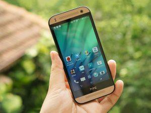 màn hình HTC bị giật