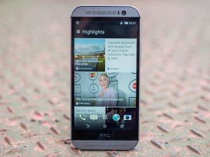 màn hình HTC bị vỡ