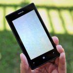 màn hình Nokia bị trắng