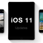 cập nhật iOS 11