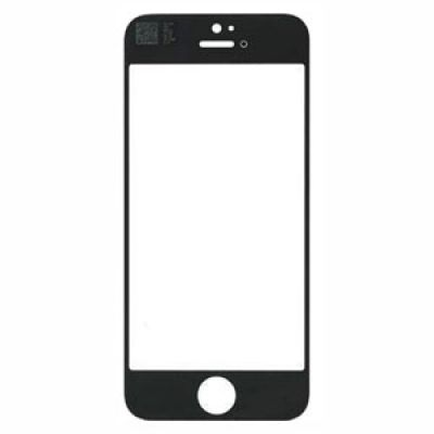 Pressed, replace front glass iPhone 5, 5S, 5C, SE