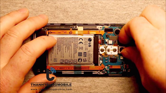 Thay mặt kính LG Optimus G Pro