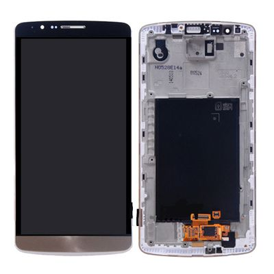Replacement screen glass touch LG G3 iSai, LG F400