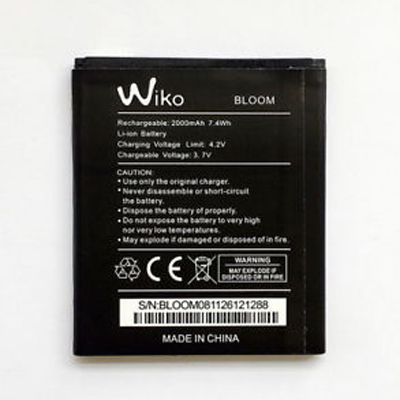 Replace the battery Wiko Bloom 2