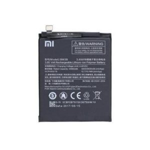 Replace the battery, Xiaomi Mi 8 (BM3J)