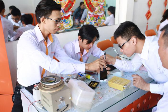 trung tâm sửa chữa Thanh Trung mobile
