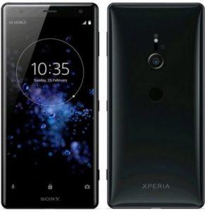 Change glass Sony Xperia XZ2, XZ2 Compact