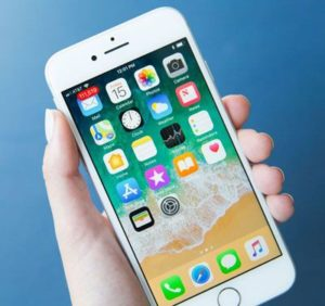 Run back software iPhone 8 & 8 Plus