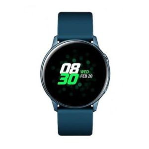 Polished faceted glass Samsung Galaxy Watch Active