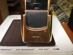 Change for Nokia 8800e, 8800 gold arte