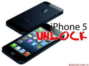 UNLOCK IPHONE 5 In Hanoi