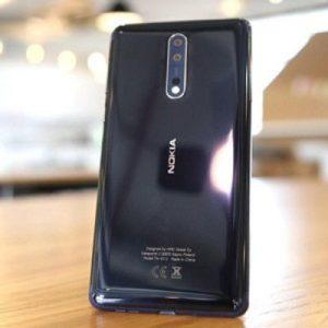 Change shell Nokia 8, Nokia 8 Pro, Nokia 8 Sirocco