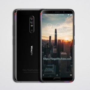 Replacement glass touch Nokia 9