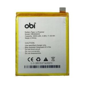 Replace the battery Obi FS1