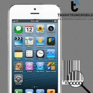 Fix iPhone 6, 6 Plus lost IMEI