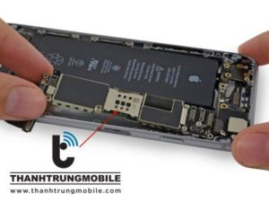Fix iPhone 6, 6 Plus does not get sim