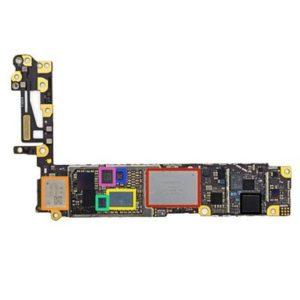 Repair, replace IC wifi iPhone SE, SE 2