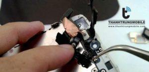 Edit the fingerprint sensor iPhone 6, 6 Plus