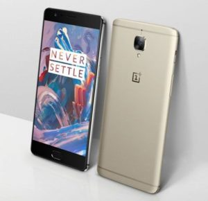 Change front and rear camera OnePlus 3