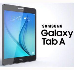 Instead of charging pins Samsung Galaxy Tab A 9.7