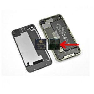 Change IC source iPhone 5, 5S