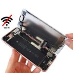 Replace, repair IC wifi iPhone 8, 8 Plus