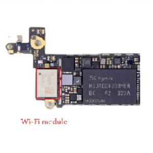 Change IC Wifi Xiaomi Mi 8 SE